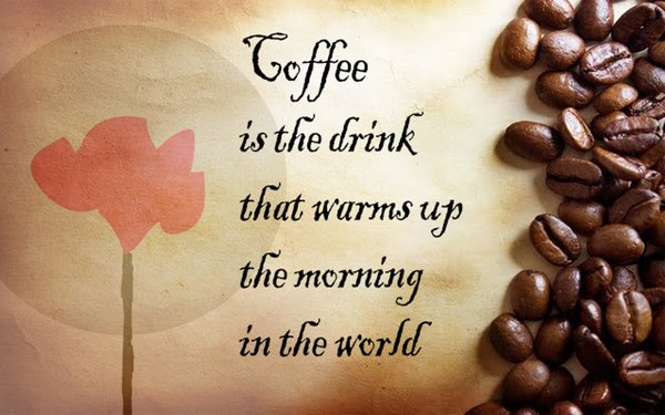 Coffee is the drink that warms up the morning in the world\\n\\n17/04/2015 16.22
